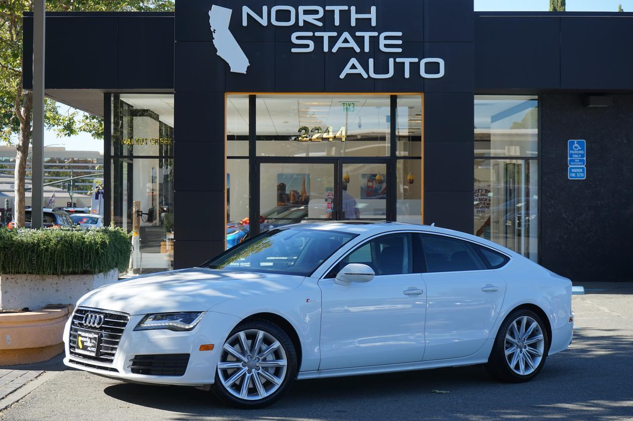2015 Audi A7 3.0 Premium Plus Walnut Creek CA
