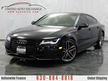 2015 Audi A7 3.0L V6 Supercharged Engine AWD Prestige w/ Navigation, Bluetooth Connectivity, Heated Leather Seats, Front and Rear Parking Aid with Rear View Camera
