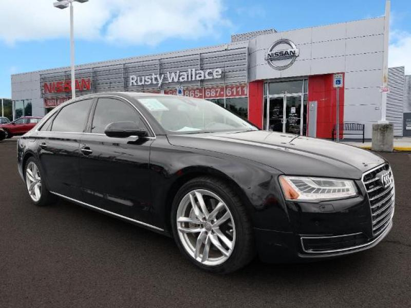 2015 Audi A8 3.0T Knoxville TN
