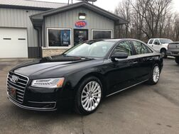 2015_Audi_A8_3.0T_ Middlebury IN