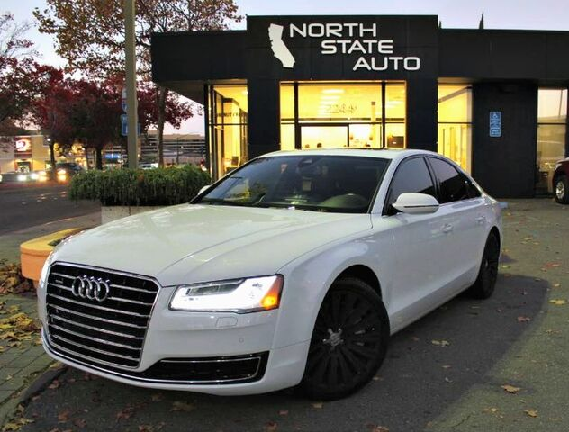 2015_Audi_A8_3.0T_ Walnut Creek CA