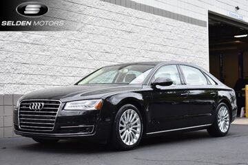 2015_Audi_A8 L_3.0L TDI Quattro_ Willow Grove PA