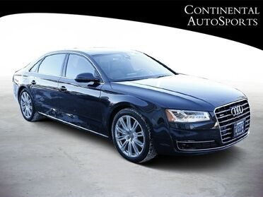 2015_Audi_A8_L 3.0T_ Chicago IL