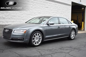 2015_Audi_A8 L_3.0T Quattro_ Willow Grove PA