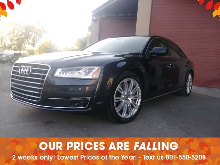 2015 Audi A8 L 3.0T Salt Lake City UT