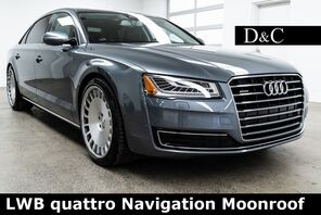 2015_Audi_A8_L 4.0T LWB quattro Navigation Moonroof_ Portland OR