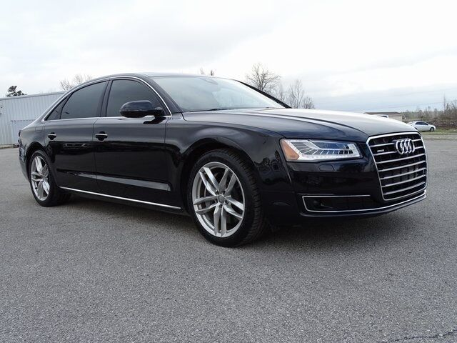 2015 Audi A8 L 4.0T Raleigh NC