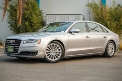 2015_Audi_A8_L 4.0T_ Redwood City CA