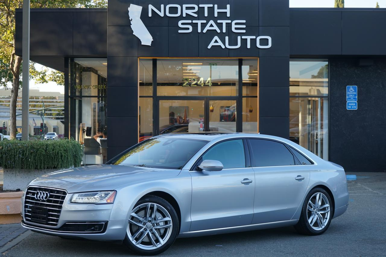 2015 Audi A8 L 4.0T Walnut Creek CA