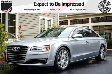 2015_Audi_A8_L Quattro 4.0T_ Boxborough MA