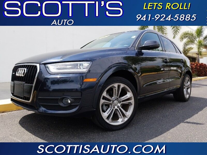 2015 Audi Q3 2.0T Prestige 1-OWNER!! CARFAX CERTIFIED! NICE!~LOW MILES~ FINANCE AVAILABLE~