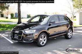 2015_Audi_Q3 2.0T Prestige One Owner Quattro and Sport PKG_Blind Spot/Navigation/Panoramic/CA Car Low Miles_ Fremont CA