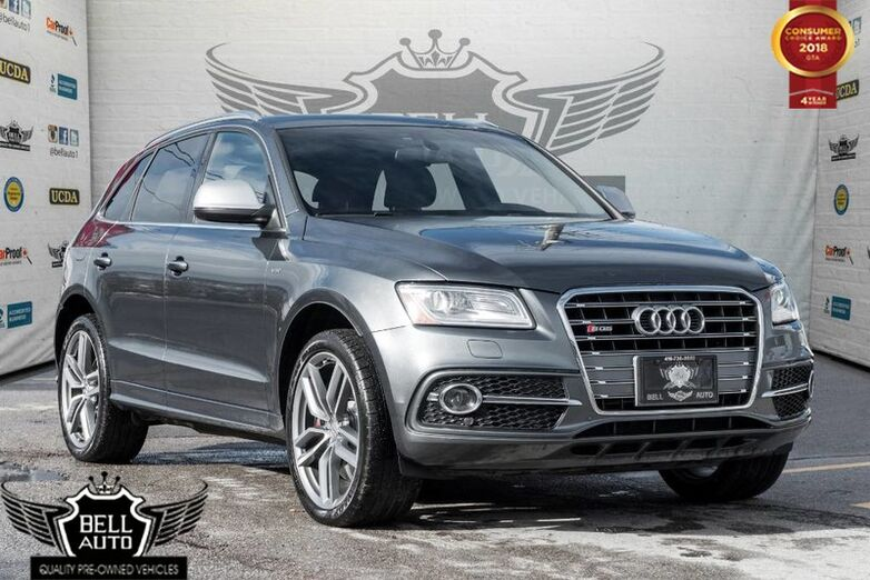 2015 Audi Q5 /SQ5 3.0 Technik SPORT SEATS, NAVI, PANO ROOF, BACK-UP CAM Toronto ON