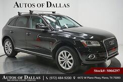 2015_Audi_Q5_2.0T Premium PANO,HTD STS,18IN WLS,HID LIGHTS_ Plano TX