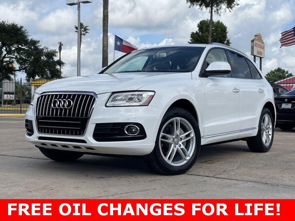 2015_Audi_Q5_2.0T Premium Plus_ Houston TX