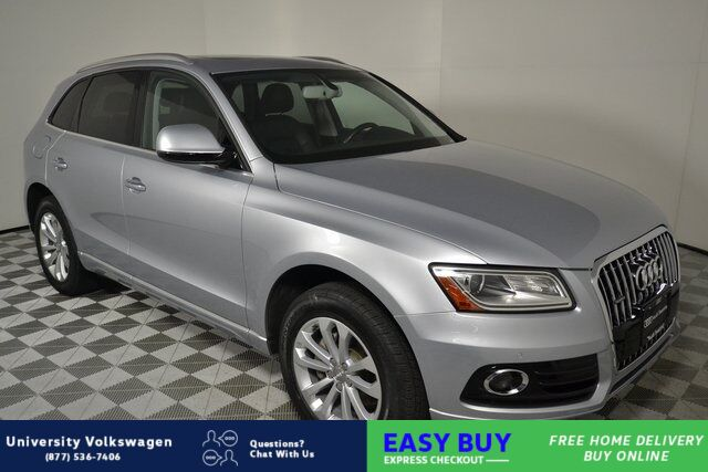2015 Audi Q5 2.0T Premium Plus Seattle WA