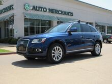 2015_Audi_Q5_2.0T Premium Plus quattro NAV, BLIND SPOT, PANORAMIC, HTD STS, BLUETOOTH, PUSH BUTTON, PWRLIFT_ Plano TX