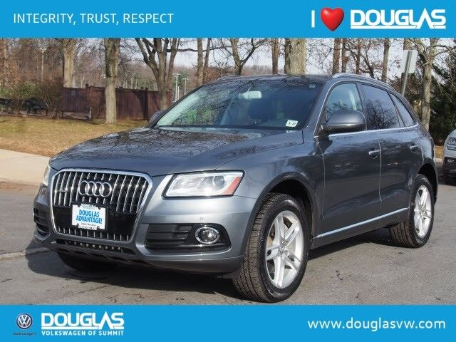 2015 Audi Q5 3.0 quattro TDI Premium Plus Summit NJ