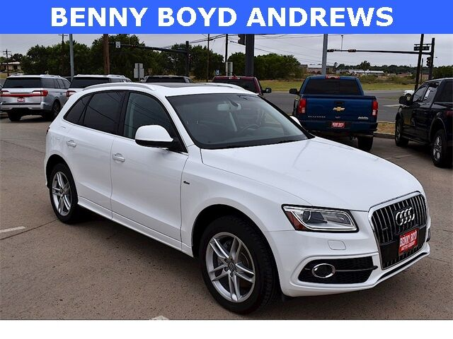 2015 Audi Q5 3.0T Premium Plus Andrews TX