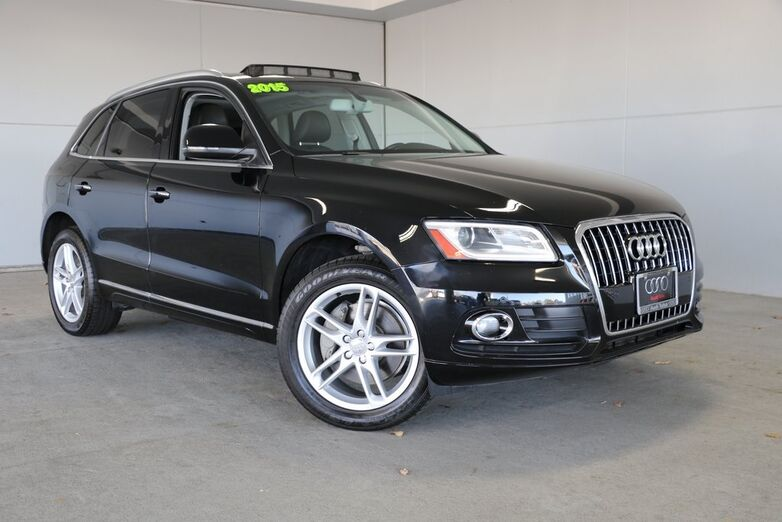 2015 Audi Q5 3.0T Premium Plus Merriam KS