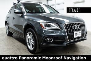 2015_Audi_Q5_3.0T Premium Plus quattro Panoramic Moonroof Navigation_ Portland OR
