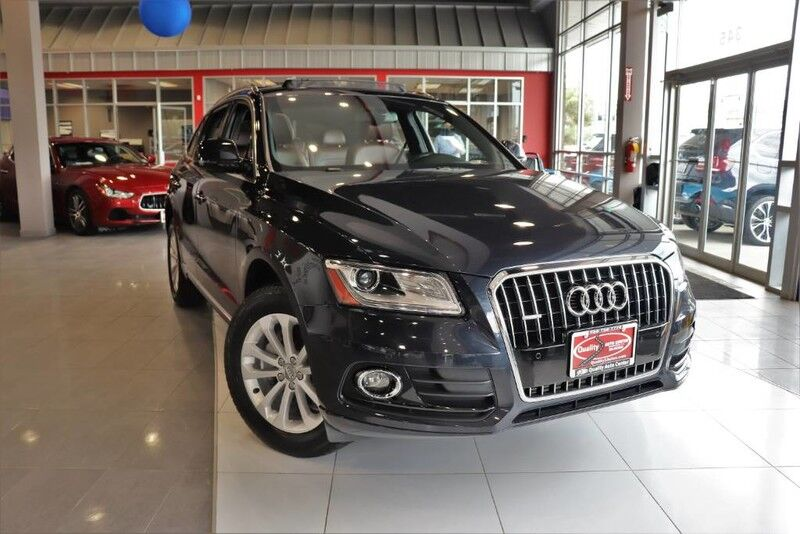 2015 Audi Q5 Premium Plus CarFax-Certified One Owner No Accidents Springfield NJ