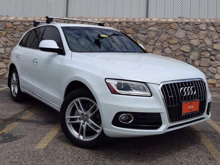 2015 Audi Q5 Premium Plus El Paso TX