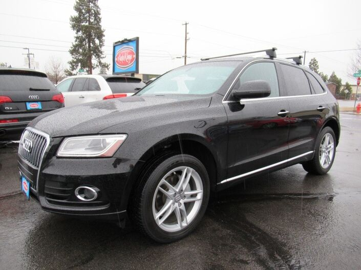 2015 Audi Q5 Premium Plus Quattro Bend OR