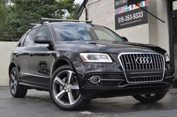 Audi Q5 Premium Plus/Quattro/Tech Pkg w/ MMI Navigation Plus, Side Assist, Parking System Plus w/ Rear View Camera/Xenon Plus Headlights w/ LEDs/Heated Front Seats/Push-To-Start/Panoramic Roof/20'' Wheels 2015