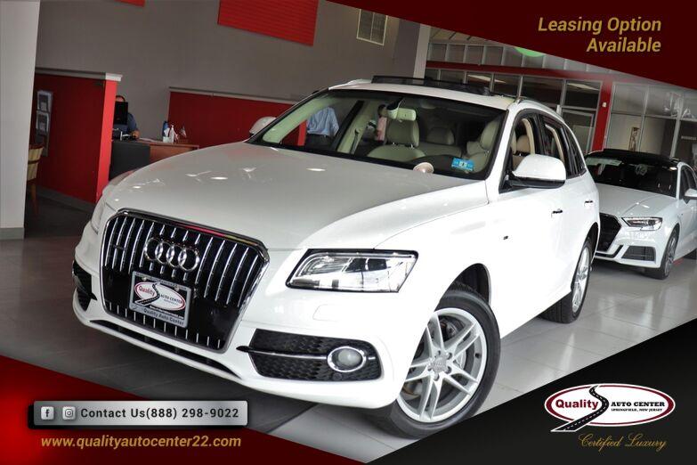 2015 Audi Q5 Premium Plus Technology Package Bang Olufsen Navigation Backup Camera Springfield NJ