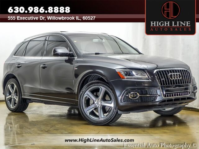 2015 Audi Q5 Premium Plus Willowbrook IL