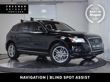 2015_Audi_Q5_Premium Plus quattro Nav Blind Spot Assist Pano_ Portland OR