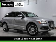 2015_Audi_Q5_Premium Plus quattro TDI 33k Mi Nav Back-Up Cam_ Portland OR
