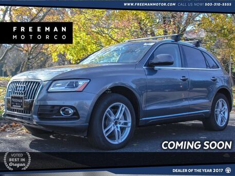 2015_Audi_Q5_TDI quattro Lux Package Side Assist 18K Miles_ Portland OR
