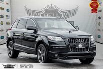 Audi Q7 3.0L TDI Vorsprung Edition, AWD, NAVI, BACK-UP CAM, NO ACCIDENT 2015