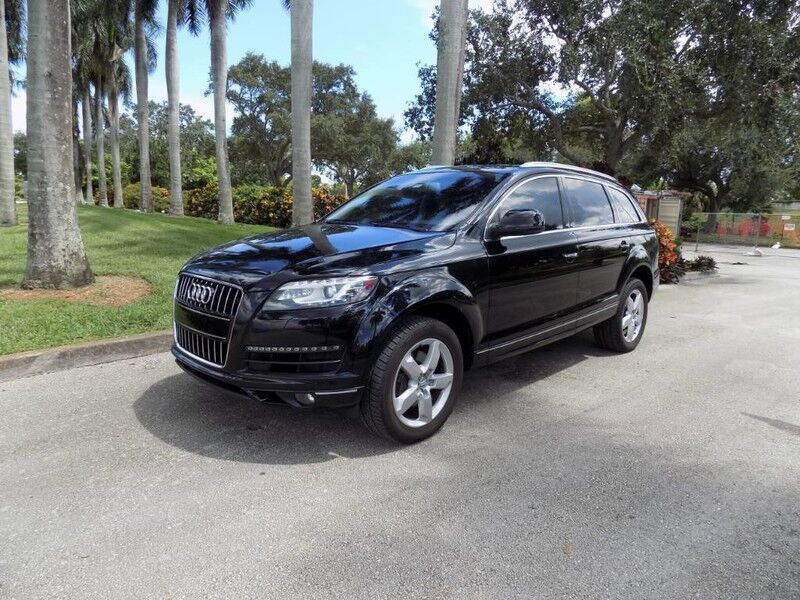 2015 Audi Q7 3.0T Premium Hollywood FL