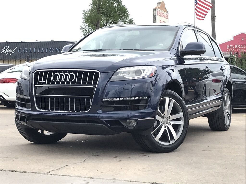 2015 Audi Q7 3.0T Premium Houston TX