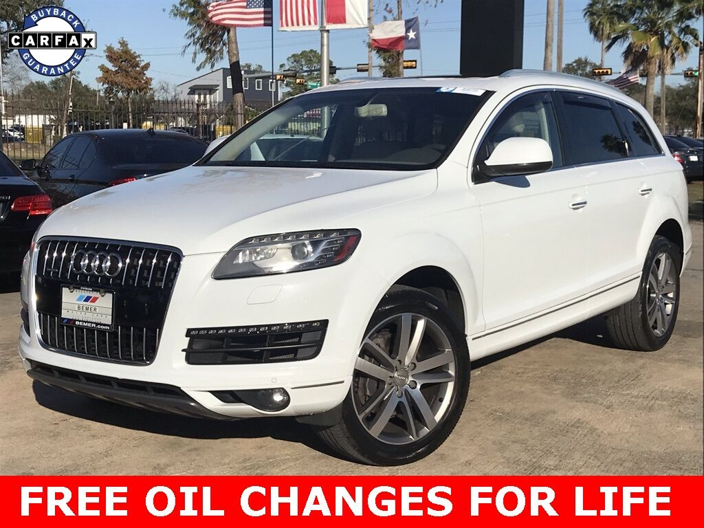 2015_Audi_Q7_3.0T Premium_ Houston TX