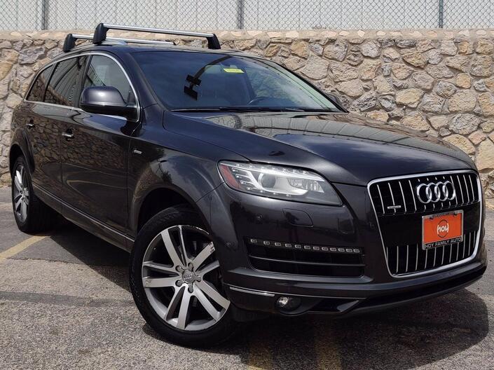 2015 Audi Q7 3.0T Premium Plus El Paso TX