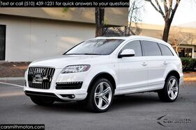 2015_Audi_Q7 3.0T Premium Plus One Owner_21 Wheels/_ Fremont CA