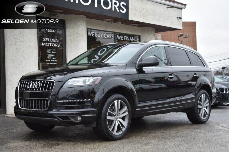 Vehicle Details 2015 Audi Q7 At Selden Motors