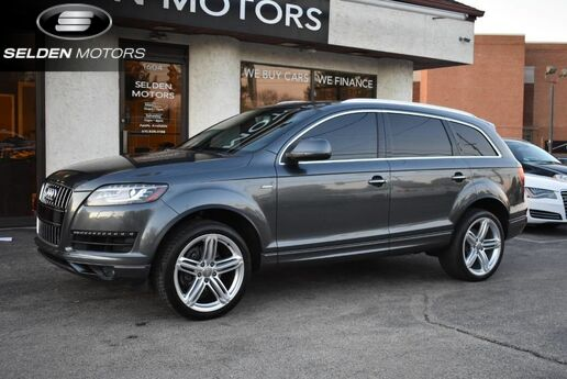 2015 Audi Q7 3.0T Premium Plus Quattro Willow Grove PA