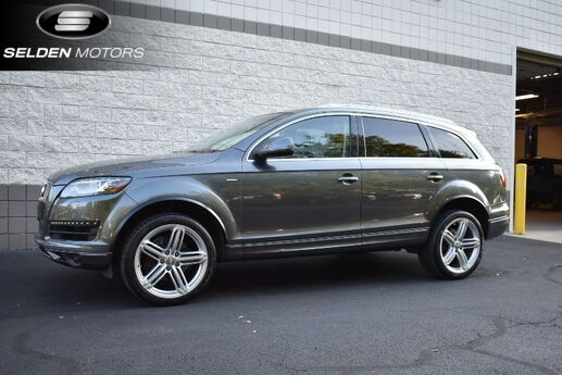 2015 Audi Q7 3.0T Premium Plus S-Line Willow Grove PA
