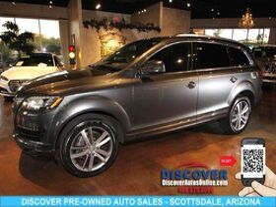 2015_Audi_Q7_3.0T Premium Plus Sport Utility AWD_ Scottsdale AZ