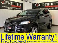 Audi Q7 PREMIUM PLUS WARM WEATHER PKG QUATTRO NAVIGATION PANORAMIC ROOF BLIND SPOT 2015