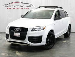 2015_Audi_Q7_Prestige / 3.0L V6 TDI DIESEL Engine / AWD Quattro / Navigation / Panoramic Sunroof / Bluetooth /. Parking Aid with Rear View Camera / BOSE Premium Sound System / Push Start_ Addison IL
