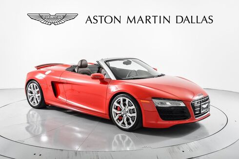 2015_Audi_R8_5.2_ Dallas TX