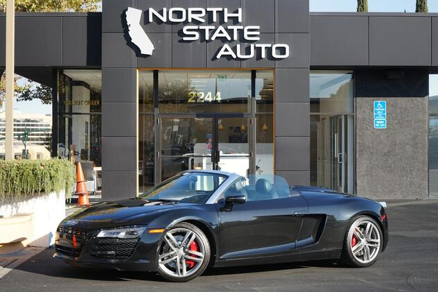 2015_Audi_R8_V8_ Walnut Creek CA