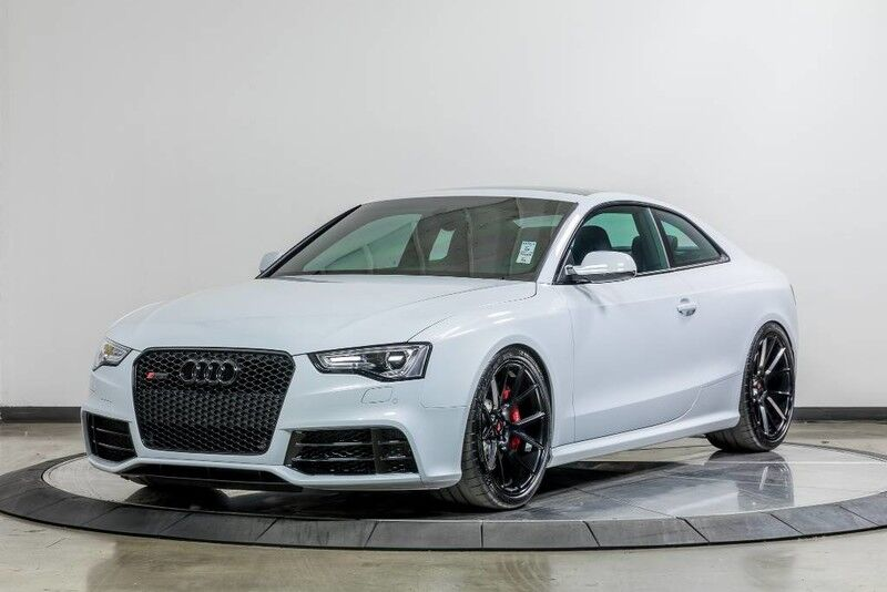 2015_Audi_RS 5_$15K in Upgrades $78,775 MSRP_ Costa Mesa CA