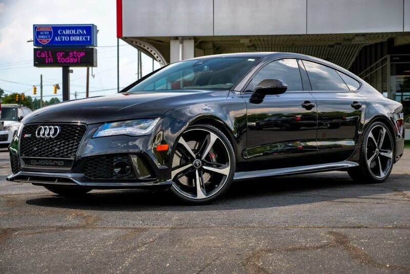 2015 Audi RS 7 Prestige w/ RS 7 Dynamic & Carbon Package